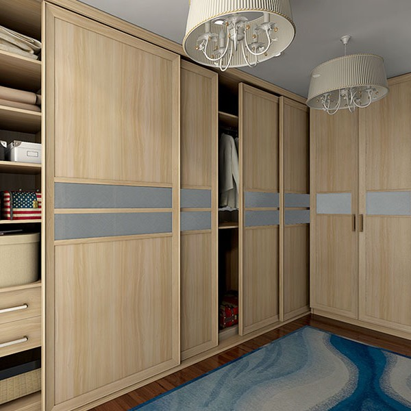 YG16M15-Light-Wood-Grain-Wardrobe-with-Gray-Glass-Waist01-600×600