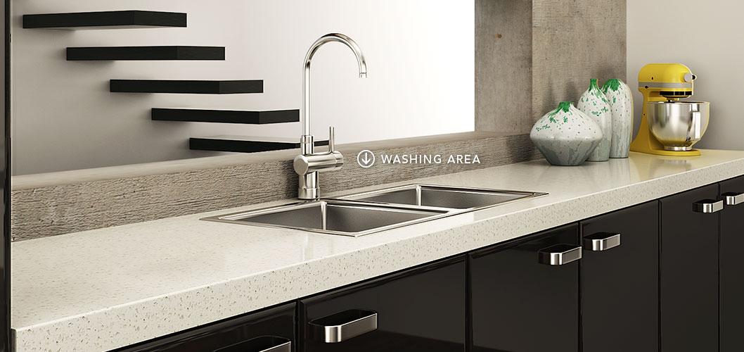 Contemporary-Black-Lacquer-Kitchen-Cabinet-OP15-L15 (5)