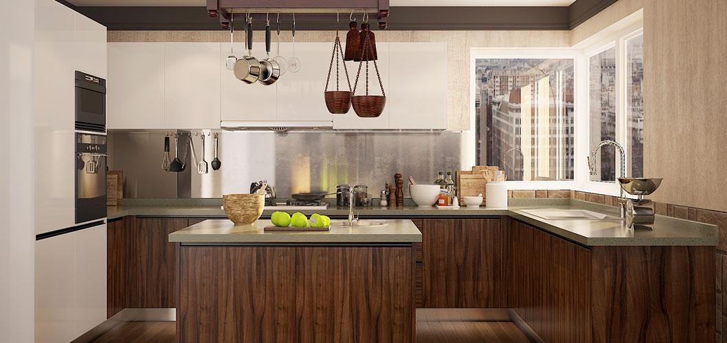 Modern-Dark-Wood-Grain-U-Shape-Kitchen-Cabinet-OP16-PVC06 (3)