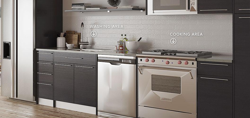 Modern-Grey-Matte-Melamine-Kitchen-Cabinet-OP15-M12 (3)
