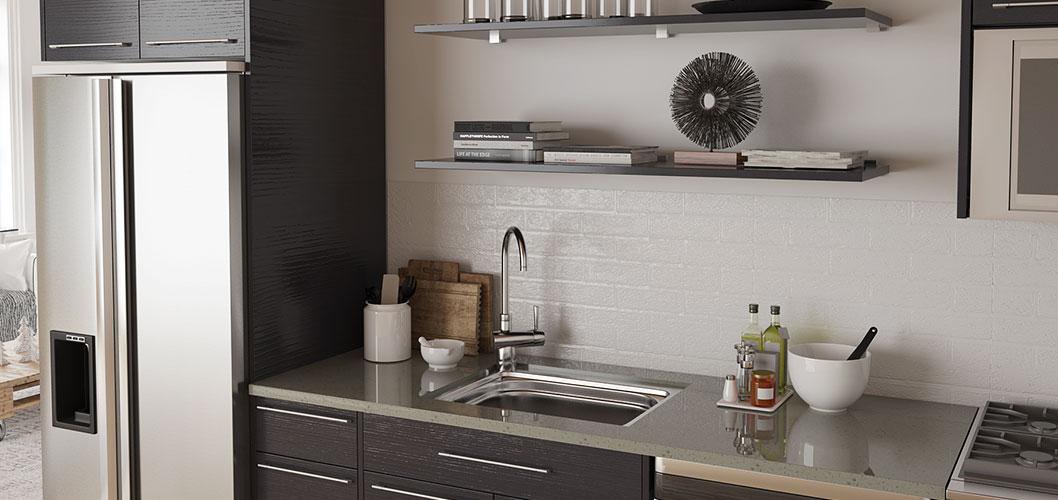 Modern-Grey-Matte-Melamine-Kitchen-Cabinet-OP15-M12 (4)